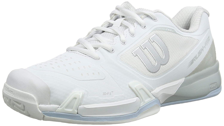 Blanc (blanc Pearl bleu Cashmere bleu blanc Pearl bleu Cashmere bleu) WILSON Rush Pro 2.5 2019 W, Chaussures de Tennis Femme 41 1 3 EU