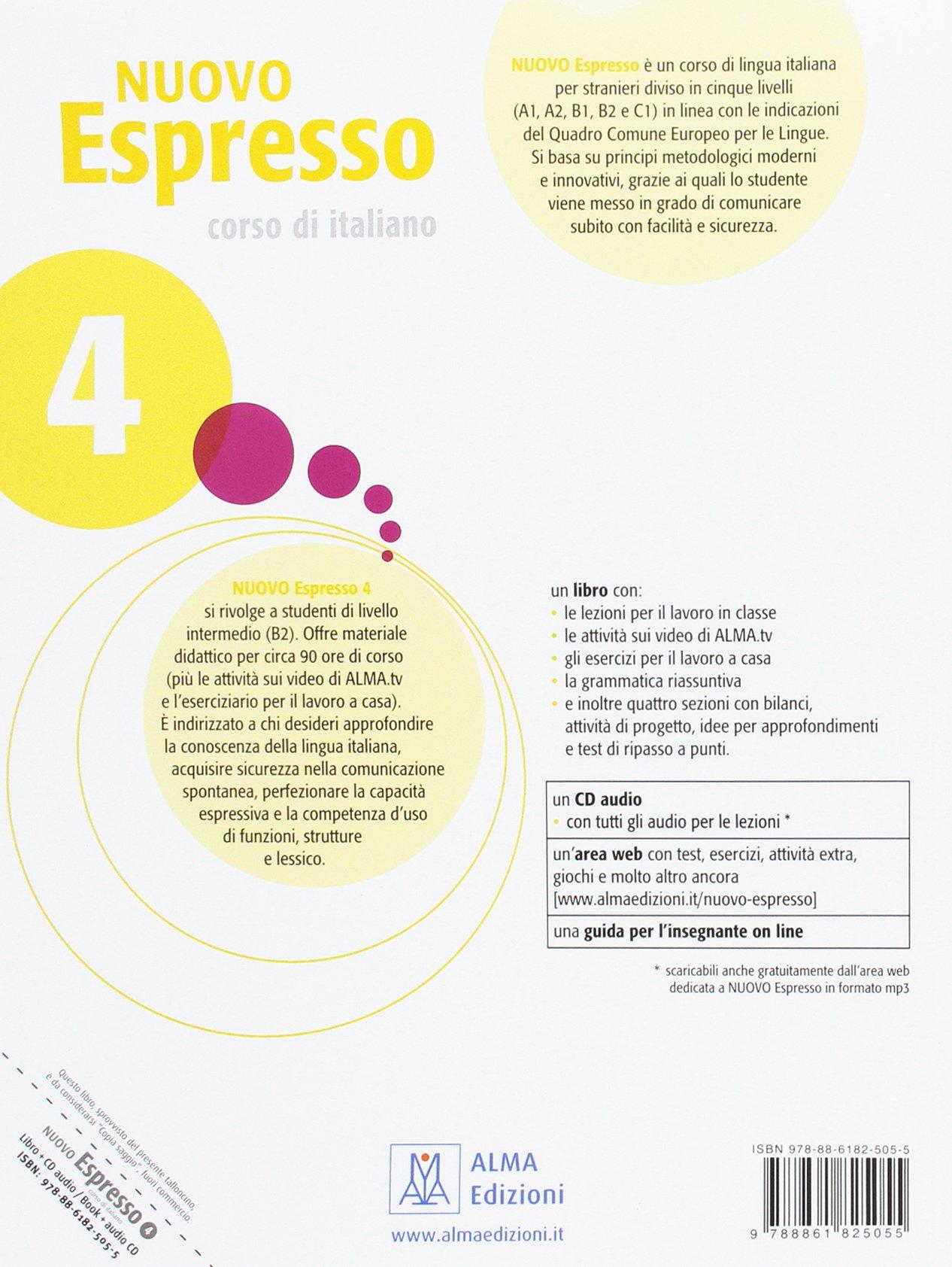 nuovo espresso 4 pdf free download