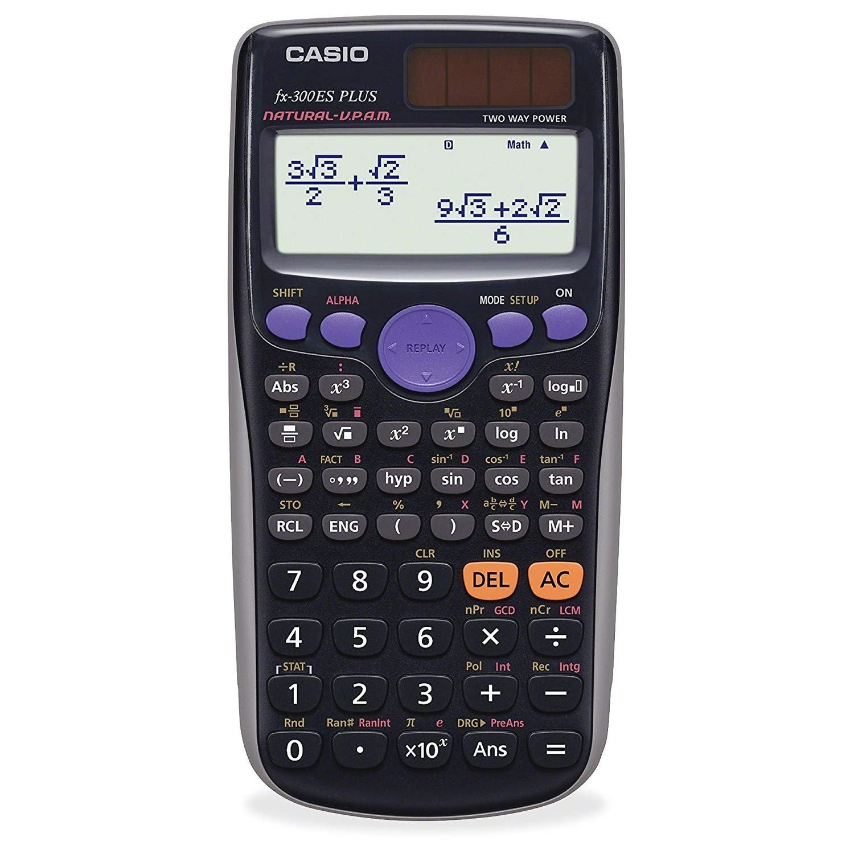 Scientific Calc 252 Functiions