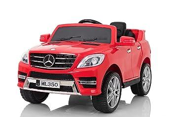 Kinderfahrzeuge Kinder Elektroauto Mercedes Benz ML350 SUV Elektro Kinderfahrzeug Kinderauto 12V