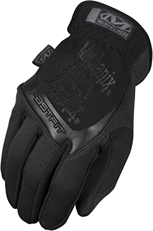 Mechanix Wear FastFit Covert Tactical Gloves X-Large, Black