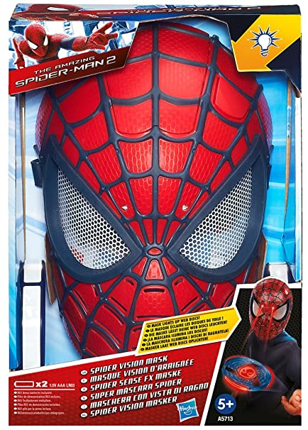 Spider-Man Electronic Mask