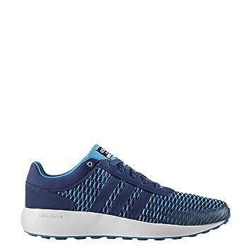 adidas Cloudfoam Race - Zapatillas de Deporte para Hombre, Azul - (Azusol/Azumis/FTWBLA) 40: Amazon.es: Deportes y aire libre