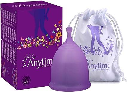 Dr.Taylor Menstrual Cup 2 Pack, CóModo de Usar en Cualquier ...