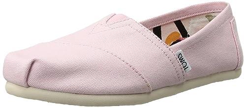 TOMS Canvas Classic Alpargata, Zapatillas para Mujer: Toms: Amazon.es: Zapatos y complementos
