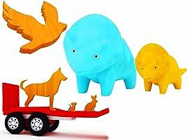 Dino es un curioso pequeño dinosaurio que siempre tiene ganas de aprender nuevas cosas. Le encanta jugar con juguetes, coches ...