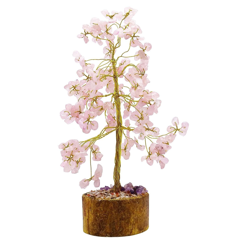 Harmonize Black Onyx Tree Reiki Healing Stones Spiritual Feng Shui Vastu Table Décor