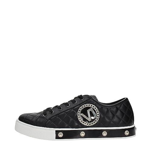 Versace Jeans E0VRBSG2 Sneakers Donna Nero 38  Amazon.it  Scarpe e borse b8199da6a4d
