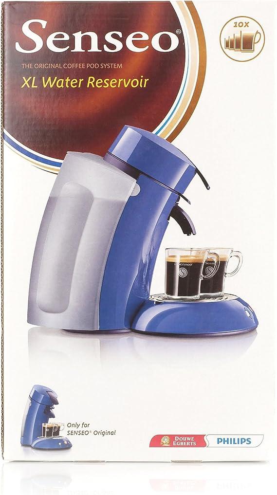 Philips Senseo 1 XL HD7982 Depósito Agua 1,5L para/70 HD7810, HD7812 – Azul: Amazon.es: Hogar