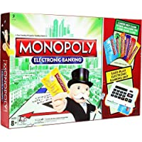 Aarna's Original Monopoly Electronic Banking Board Game