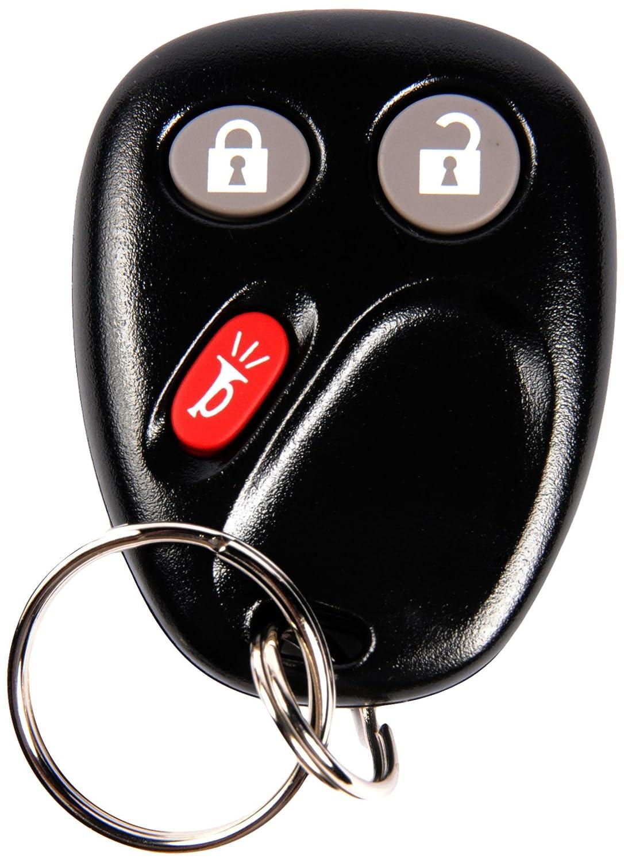 ACDelco 10377295 GM Original Equipment 3 Button Keyless Entry Remote Key Fob