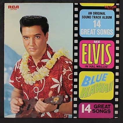 Blue Hawaii [Vinyl]
