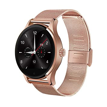 Bluetooth Smart Watch Pantalla táctil,Smartwatch Mujer ...
