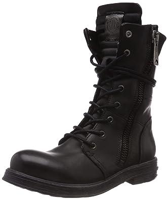 REPLAY Evy Damen Biker Boots