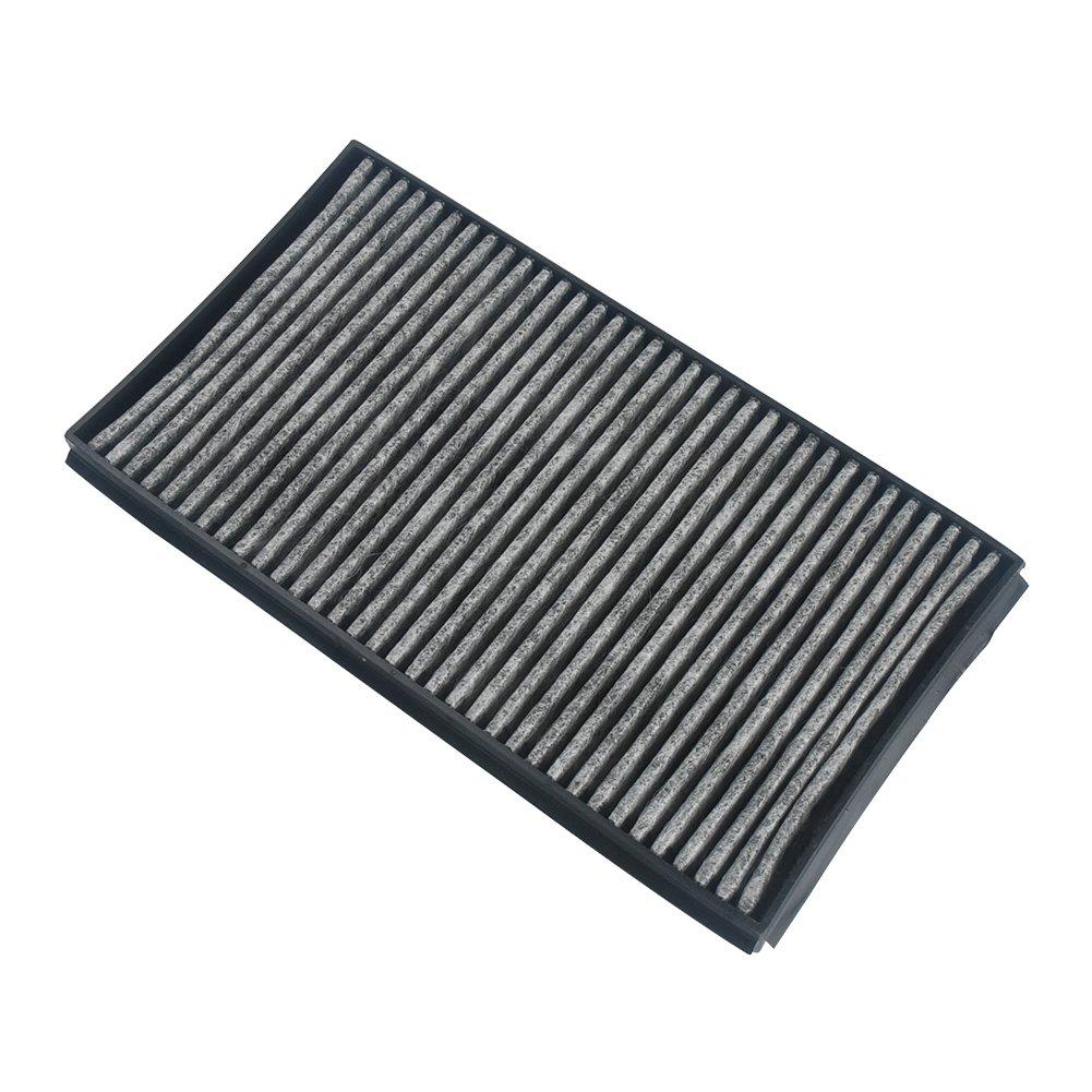 Pack de 2 para E60/E61/E70/E71/E63/5//& 6/Serie Colmena Filtro 1/Pair fibra de carbono estilo cabina filtros de aire de repuesto parte # 64316935823/64/31/6/935/823/ CUK 3139