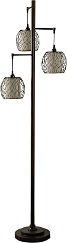 Style Craft L72385 Clifton Floor Lamp