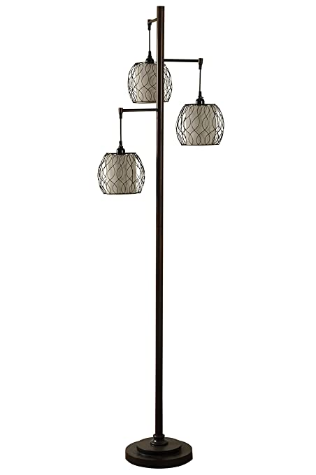 Amazon style craft l72385 clifton floor lamp home kitchen style craft l72385 clifton floor lamp aloadofball Images