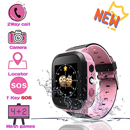Amazon.com: Benobby 2019 New Kids Smartwatches, for Boys and ...