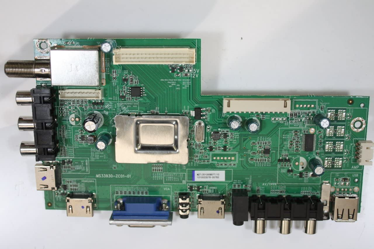 Haier 40 40E3500 MS33930-ZC01-01 Main Video Board Motherboard Unit