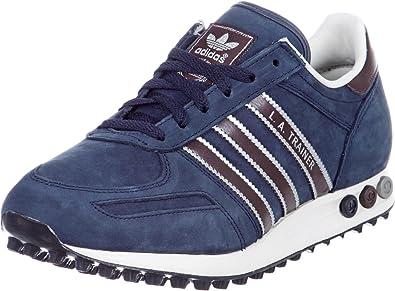 scarpe adidas trainer blu uomo