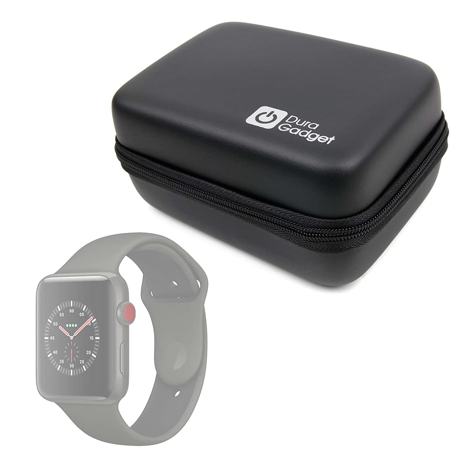 DURAGADGET Funda Rígida para Smartwatch Apple Watch Series 3 + ...