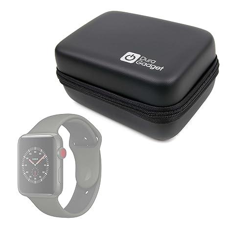 DURAGADGET Funda Rígida para Smartwatch Apple Watch Series 3 ...