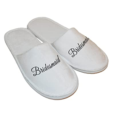 3ffe1f99d9c7e Wedding Slippers for The Bridal Party