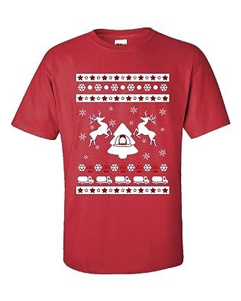 iN. Firefighter - Suéter Feo de Navidad, Gran Regalo para un ...