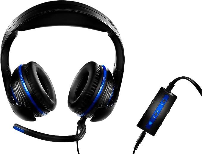 THR - Cuffie Con Microfono Y250 PS3  Amazon.it  Videogiochi 88a85fd3936d