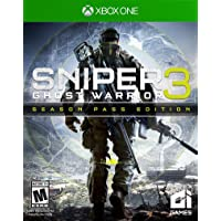 Sniper Ghost Warrior 3 Season Pass Edition for Xbox One