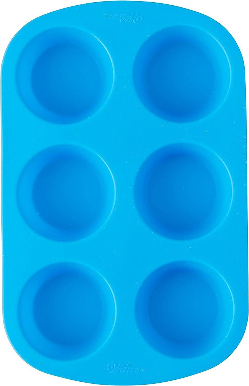 YARNOW 6Pcs Silicone Muffin Tasse Cupcake Tasses de Cuisson Muffin Doublures Cupcake Wrapper Supports pour G/âteaux Au Fromage de Pain de Gel/ée
