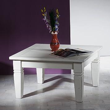SIT-Möbel 6980-10 Mesa de Centro Toledo, 80 x 45 cm con ...