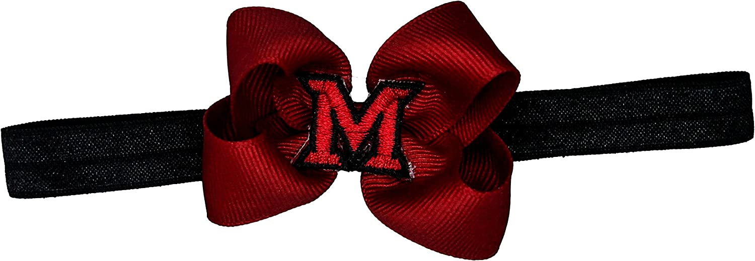 NCAA Stretch Baby Headband