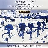 Prokofiev: Piano Sonatas No. 6 Op.82, No. 7 Op.83 & No. 9 Op.103
