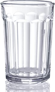 Luminarc Working Glass 21 Ounce Coolers, Set of 4, Clear