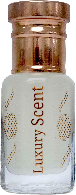 Aceite corporal de thahara de alta calidad de color blanco mostazón, aroma floral de mostaza, 6 ml, attar de ventas de lujo por Aroma
