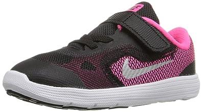 timeless design be028 9736a Nike Baby Jungen Revolution 3 (TDV) Schuhe für Neugeborene, grau, EU