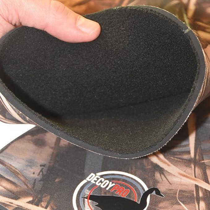 e907630eda3 Amazon.com   DecoyPro Decoy Gloves Waterproof - Elbow Length Duck Hunting  Decoy Gloves Neoprene - Textured Grip - Insulated Waterproof Decoy Gloves  Hunting ...