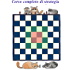 Corso completo di strategia scacchistica: per giocatori di club e principianti