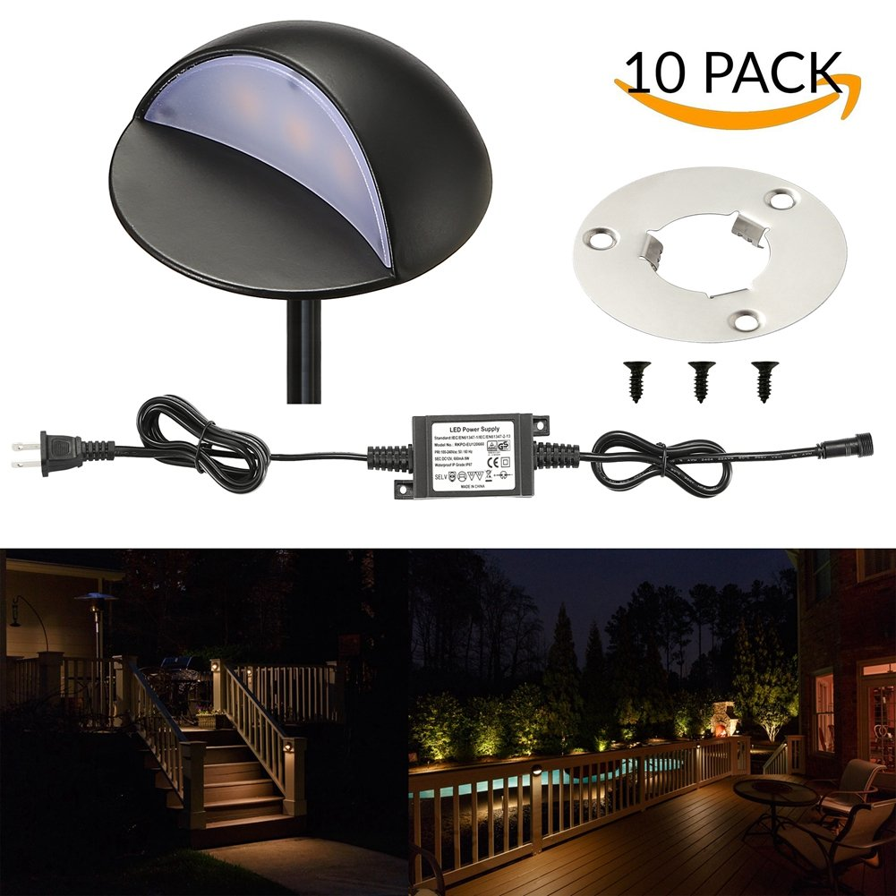 Best Rated in Outdoor Deck Lights & Helpful Customer