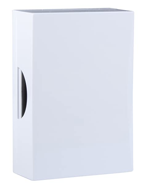 Byron 771 wired door chime - White - Classic sound: Amazon.co.uk ...