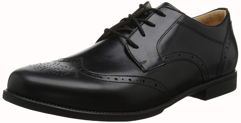 TALLA 41.5 EU. Ganter Greg-g, Zapatos de Cordones Derby para Hombre