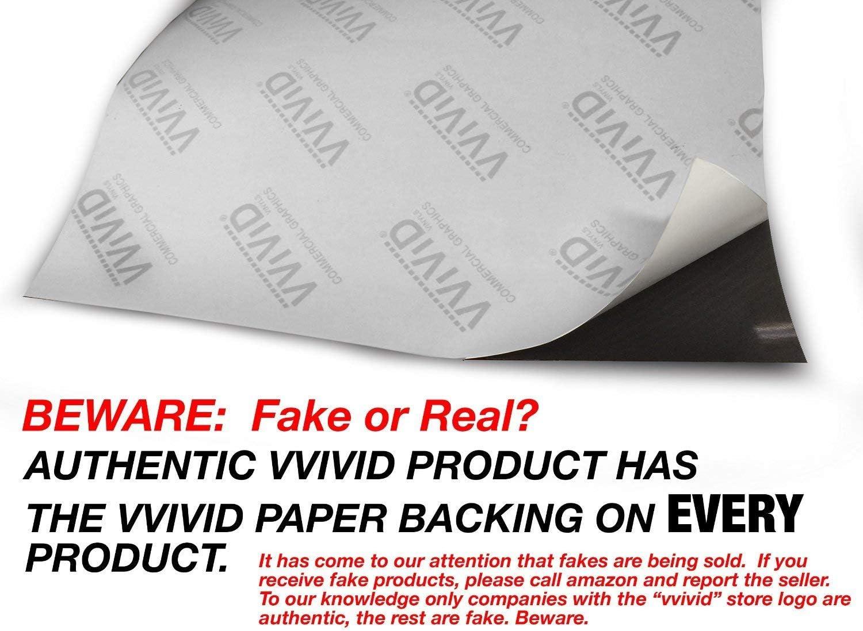 VViViD Metallic Blue 3D Carbon Fiber Vinyl Wrap Roll XPO Air Release Technology 12 x 60