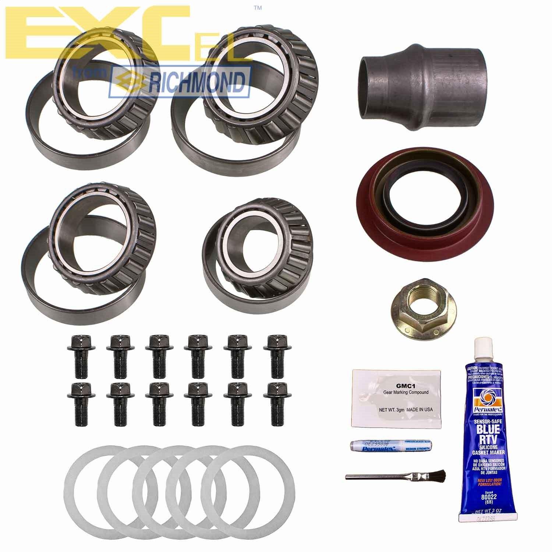 CHRYS. 8 3//4X1 ExCel XL-1031-1 Ring /& Pinion Install Kit