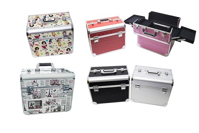 Tavolo Da Lavoro Per Estetista : Valigetta valigia estetista beauty trucco borsa estetica lavoro