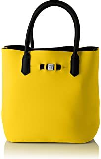 e2586b4e SAVE MY BAG - Miss 3/4, Bolsos de mano Mujer, Amarillo (Rabat), 39.5 ...