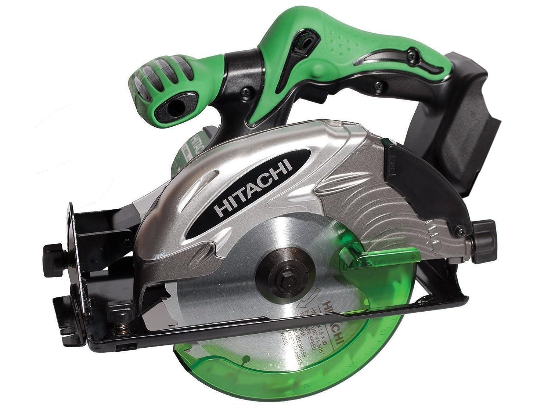hitachi 18v. hitachi c18dsl/l4 18v cordless circular saw - body only (slide on battery): amazon.co.uk: diy \u0026 tools 18v v