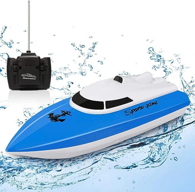 Radiocomando Duck KIT Barca Solo-Blu