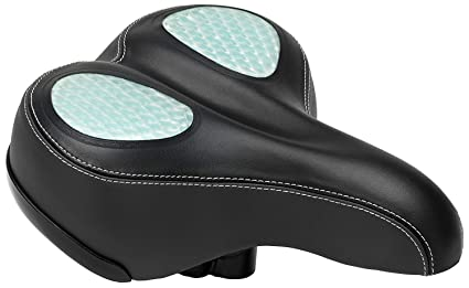 1c195cecbc0 Image Unavailable. Image not available for. Color: Schwinn Wide Gel Comfort  Seat