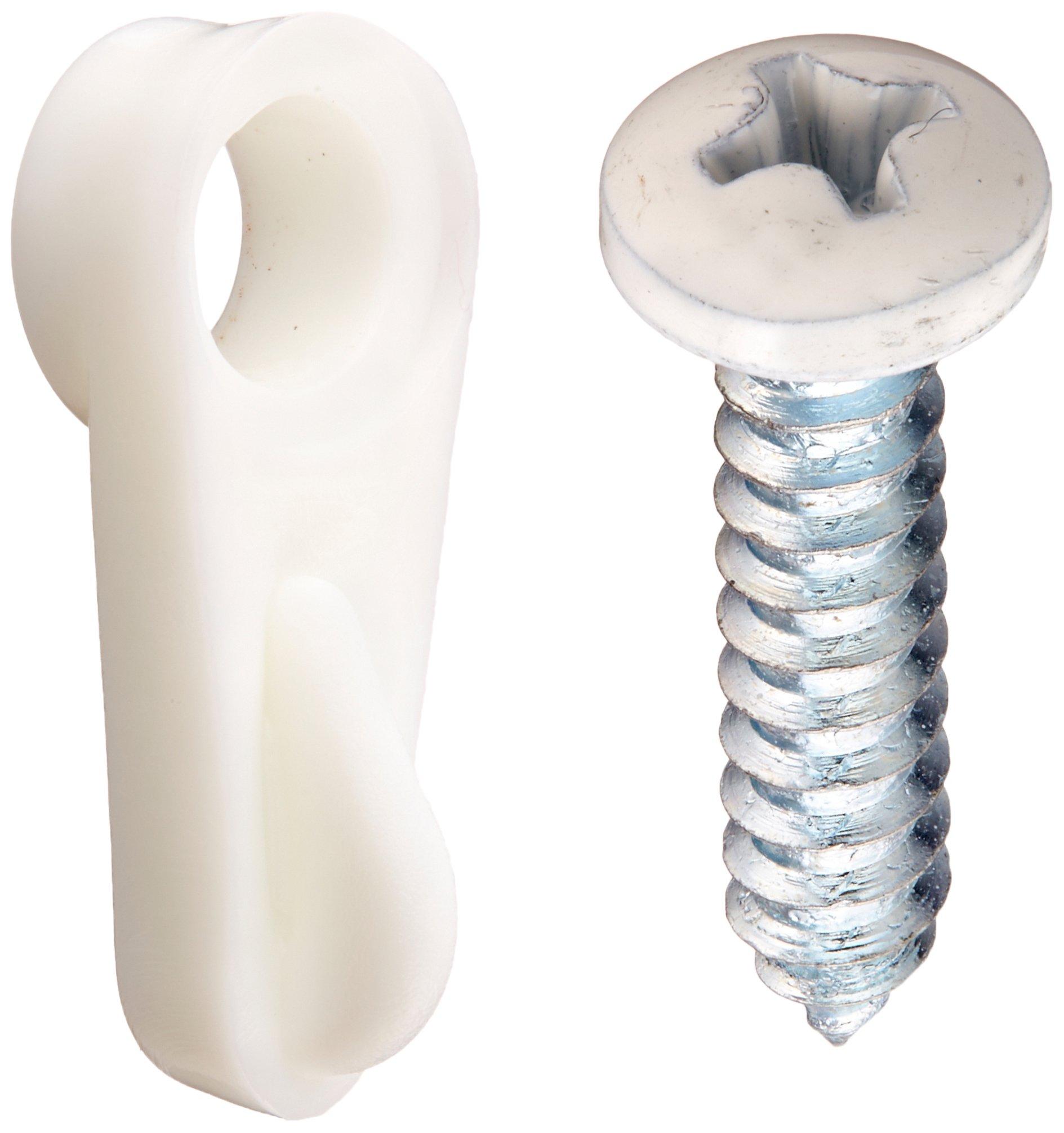 Piece-100 Hard-to-Find Fastener 014973208127 White Phillips Pan Sheet Metal Screws 8 x 2-1//2
